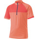 Löffler HZ Bike Trikot Bike Jersey Shortsleeve Children orange/red